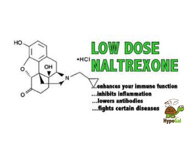 dosage for low dose naltrexone
