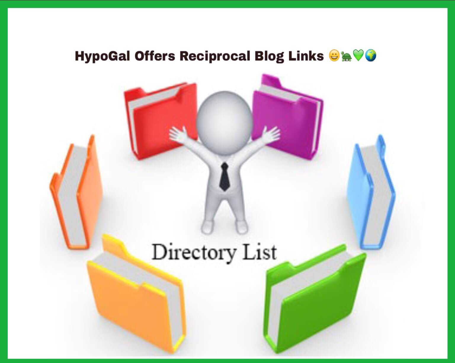 Blog Directory For HypoGal