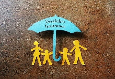 what are the different types of disability insurance