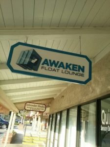 awaken float lounge tustin california
