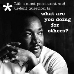 Dr. Martin Luther King Junior Famous Quote