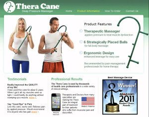 Thera Cane Self Is The Best Self Massager