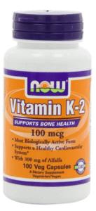 Now Vitamin K-2 HypoGal share Vitamin K benefits